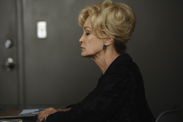 Jessica Lange Fulfills Her Acting Dreams in 'American Horror Story'