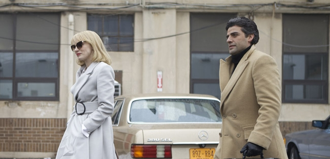 Sponsored: Video: Stars Align For Chastain, Isaac In 'A Most Violent Year'