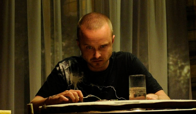 Emmy Nominations: Aaron Paul on 'Breaking Bad'