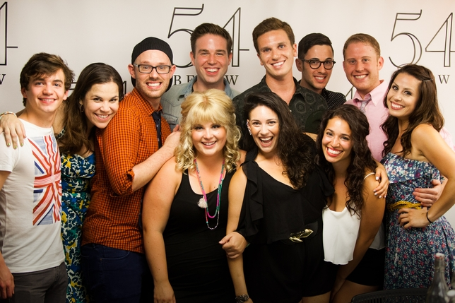Acting Students Take the Stage at 54 Below