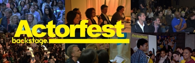 Backstage Needs Volunteers for Actorfest NY!