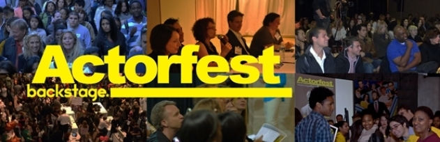 Backstage Needs Volunteers for Actorfest L.A.!