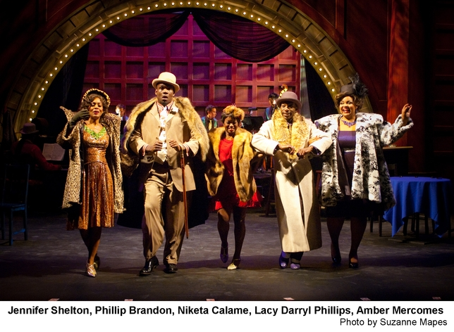 'Ain't Misbehavin'' Captures the Era of the Cotton Club