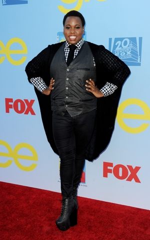 'Glee's' Alex Newell on Singing With Kate Hudson and Walking Out on Auditions