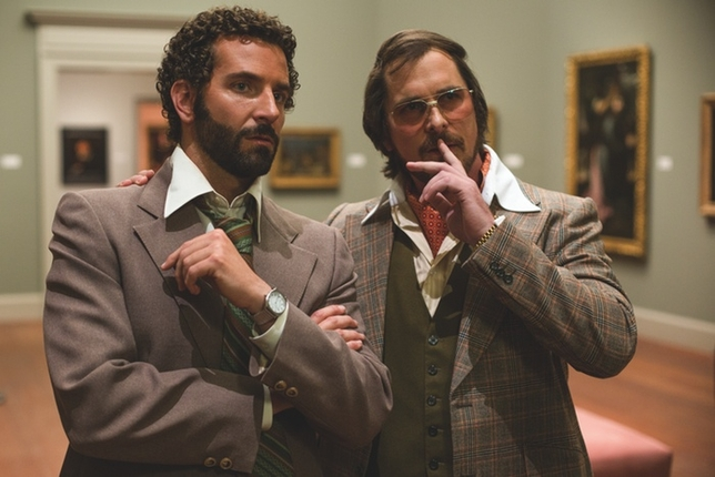 How Director David O. Russell Was Introduced to New Actors for 'American Hustle'