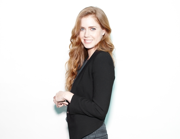Amy Adams Is Not a Natural Red Head