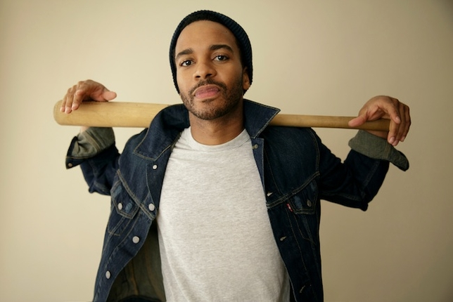 5 Acting Lessons From '42' Star Andre Holland