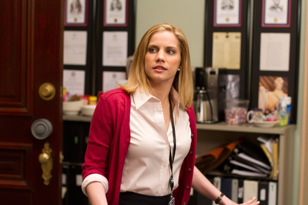 Emmy Nominations: Anna Chlumsky on 'Veep'