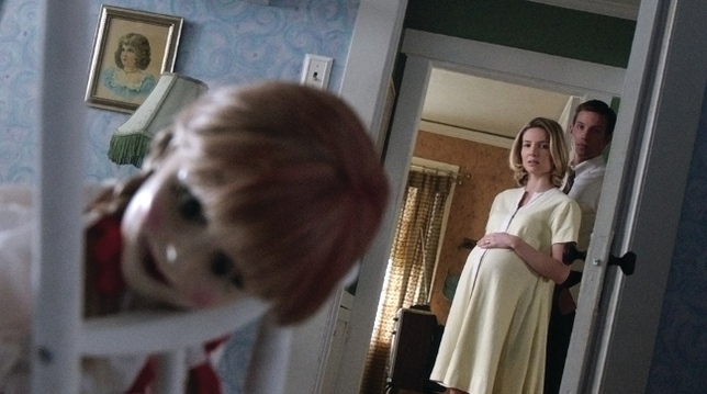 1 Strategy That Helps 'Annabelle' Director John R. Leonetti