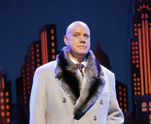 'Annie' Star Anthony Warlow on Acting Instinct and His Broadway Debut