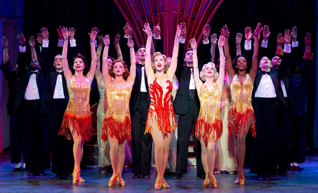 Anything Goes National Tour Auditions