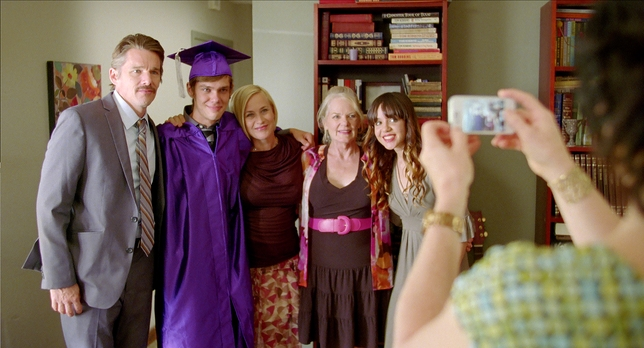 Sponsored: Experience the Making of 'Boyhood' - 12 Years of Acting