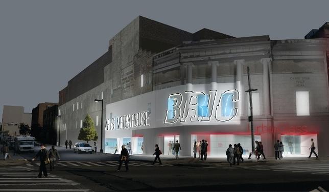 BRIC House Seeks to Give Brooklyn Artists a Home