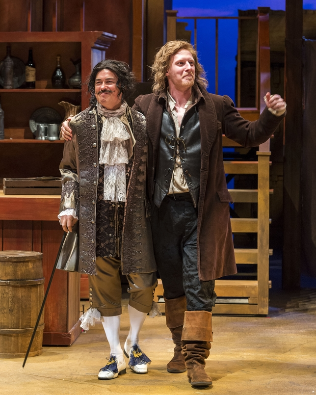'The Beaux' Stratagem' Makes for a Merry Romp