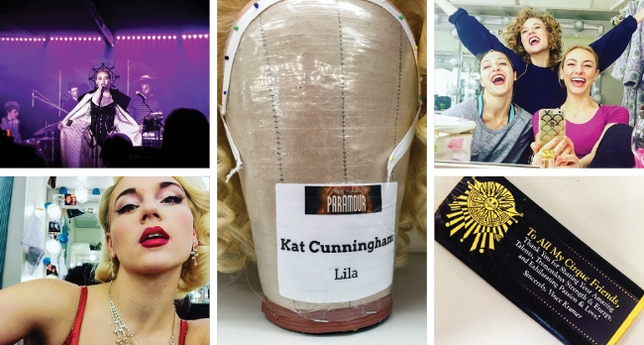 Backstage Life With Kat Cunning in 'Paramour: A Cirque du Soleil Musical'