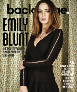 Emily Blunt Takes Us 'Into the Woods'