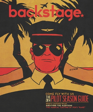 Backstage's Pilot Season Issue Is This Week!