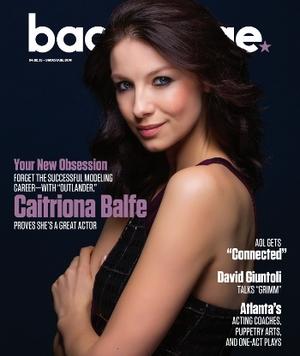 The Gorgeous Determination of Caitriona Balfe