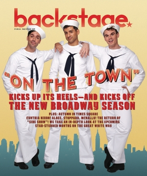 The 3 Sailors of 'On the Town' Talk High Stakes & Dancin' Feet