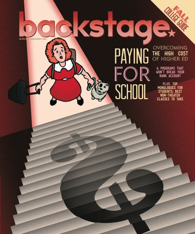 Backstage's College Guide Issue Is This Week!