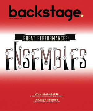 The Year's Best Ensembles On the Cover of Backstage This Week!