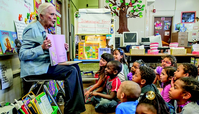 BookPALS Celebrates 20 Years of Actors Reading to Children