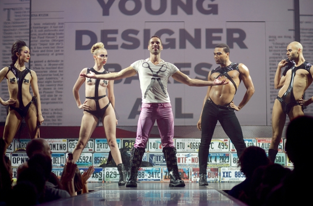 B'way Stars Get Nearly Naked for Charity