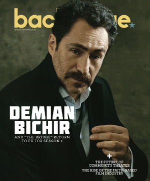 The Stubbornness of Demian Bichir