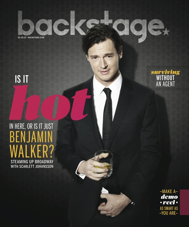 Benjamin Walker On His Worst Audition; Plus More From the Issue!