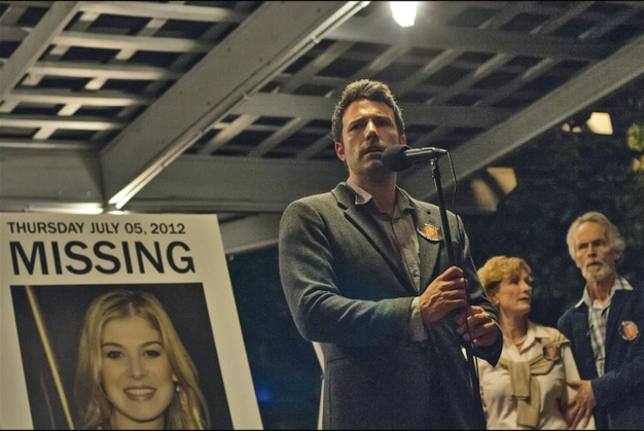Ben Affleck on the 'Psychological Mud' of 'Gone Girl'