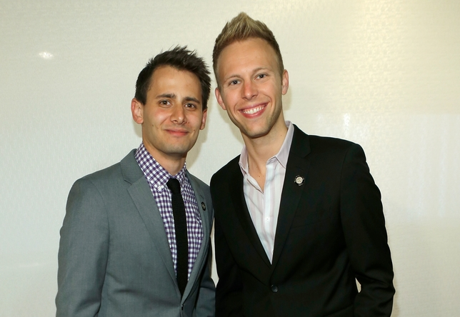 Video: Tony Nominees Benj Pasek and Justin Paul On What Makes Actors Unique