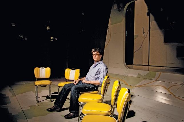 Scenic Designer Beowulf Boritt on His 'Little Miss Sunshine' Set