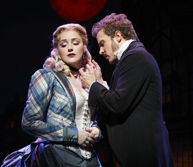 'The Mystery of Edwin Drood' Star Betsy Wolfe on Trusting Her Instincts