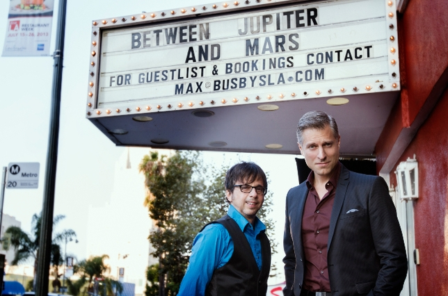 ITVFest Presents Now Streaming: 'Between Jupiter and Mars'