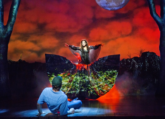 How I Went From Unknown Actor to 'Big Fish' on Broadway