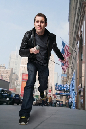 Billy Eichner's Sprint to Success