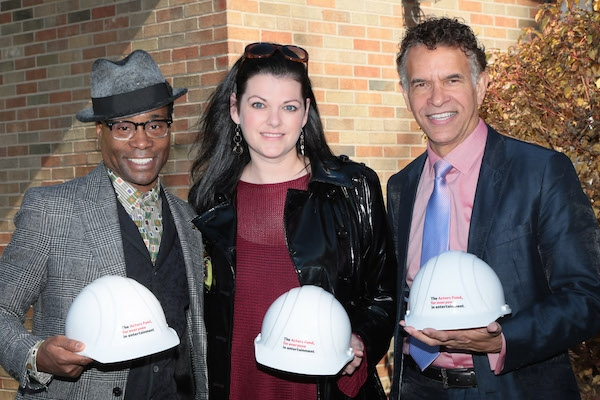 Actors Home Gets Major Extension