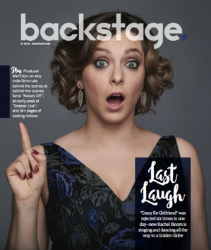 Rachel Bloom's 'Crazy' Ride to a Golden Globe