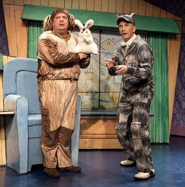 Lively 'Bunnicula' Imparts Lessons and Laughter