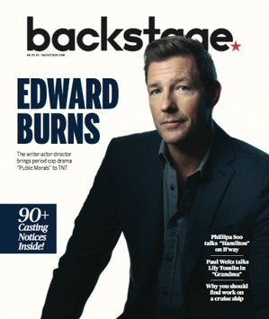 Edward Burns' 1 Tip for Making Your Mark