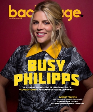 Busy Philipps Pours One Out for 'Cougar Town'