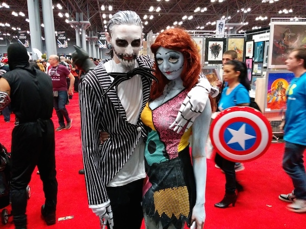 12 Epic Cosplays From New York Comic Con Every Actor Should Envy