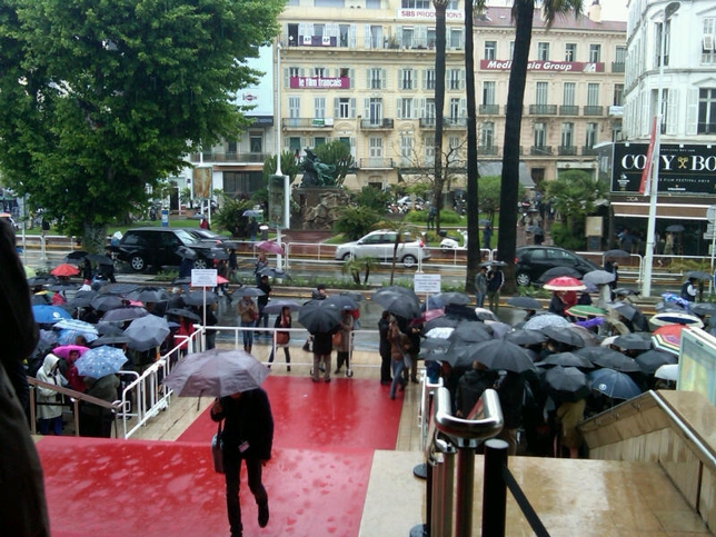 The Cannes Diary: May 20