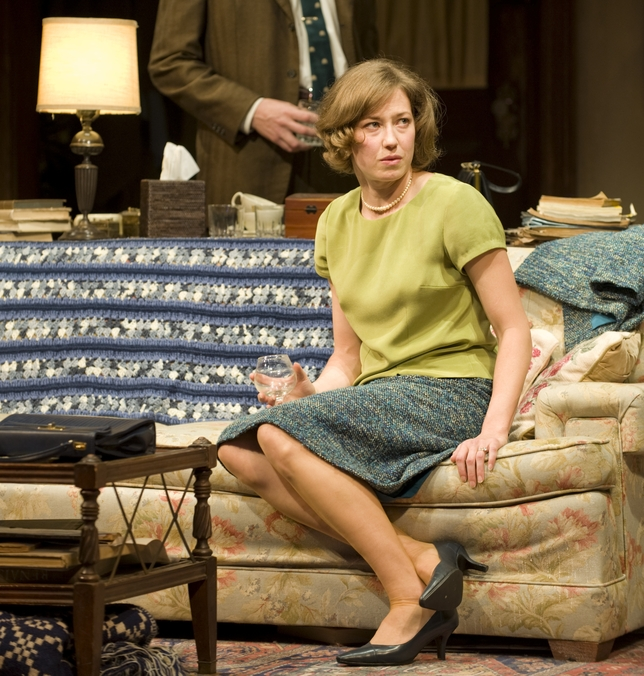 'Virginia Woolf' Star Carrie Coon on Her Accidental Acting Career