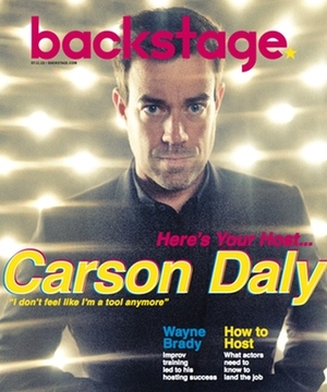 Carson Daly On The Cover This Week!
