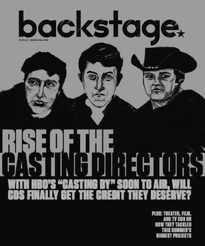The Backstage Power Casting Directors Issue!