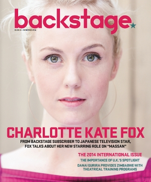 How Backstage Reader Charlotte Kate Fox Became Famous in Japan