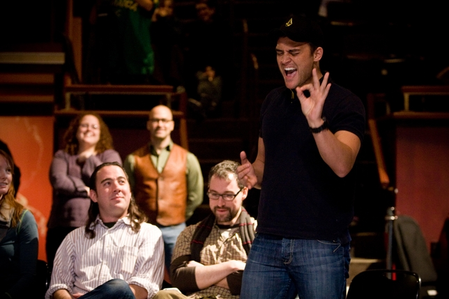 See How To Make a Musical in 24 Hours With 'One Night Stand'