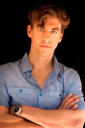 9 Questions With...Christian Borle