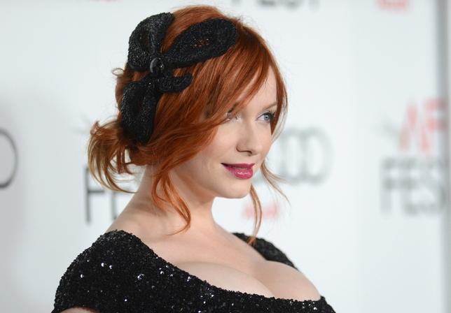 'Mad Men' Star Christina Hendricks on Auditions